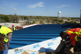 Standing Steam & Metal Roofing
