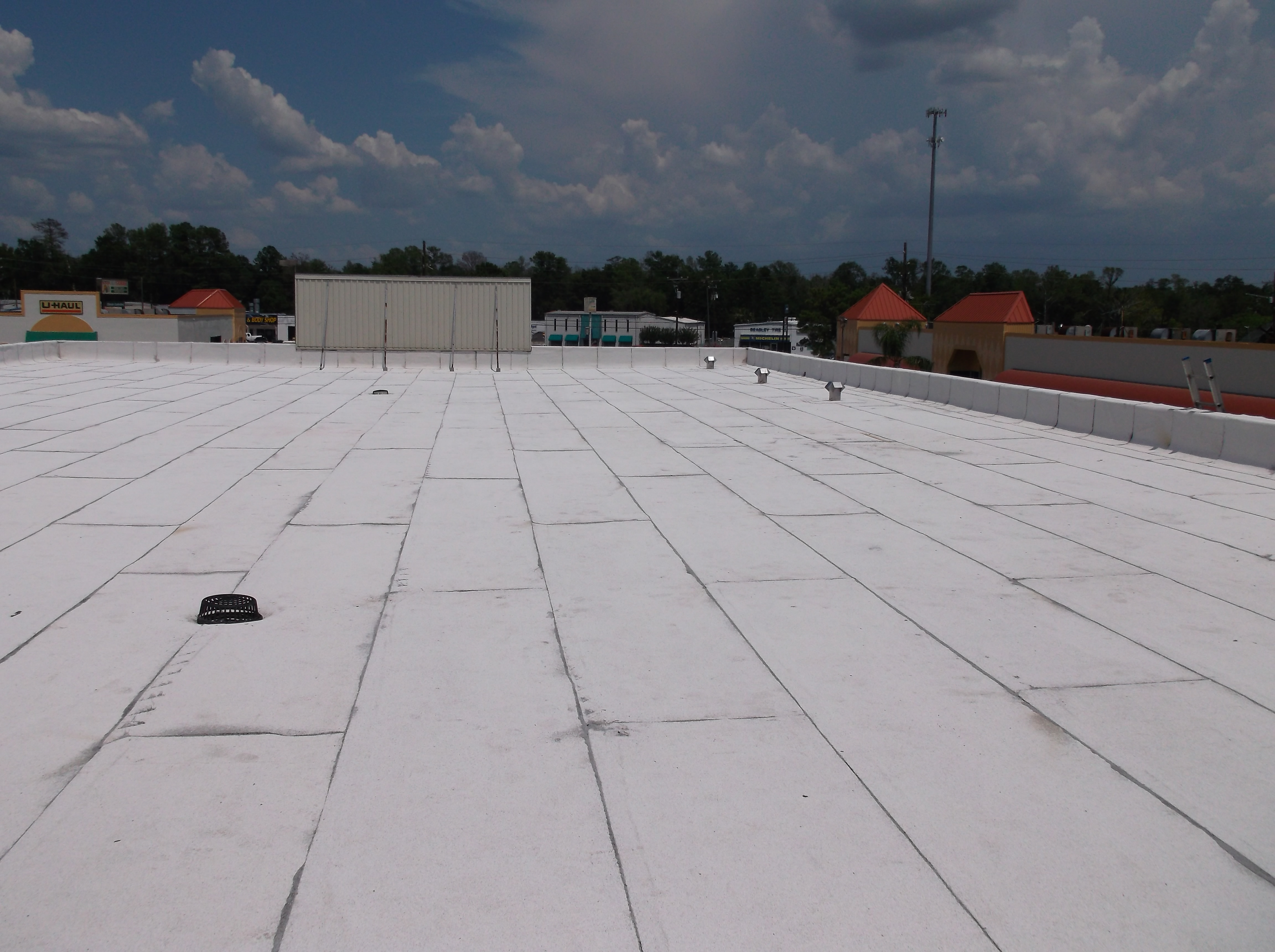 Modified Roofing Sr Waterproofing Amp Roofing