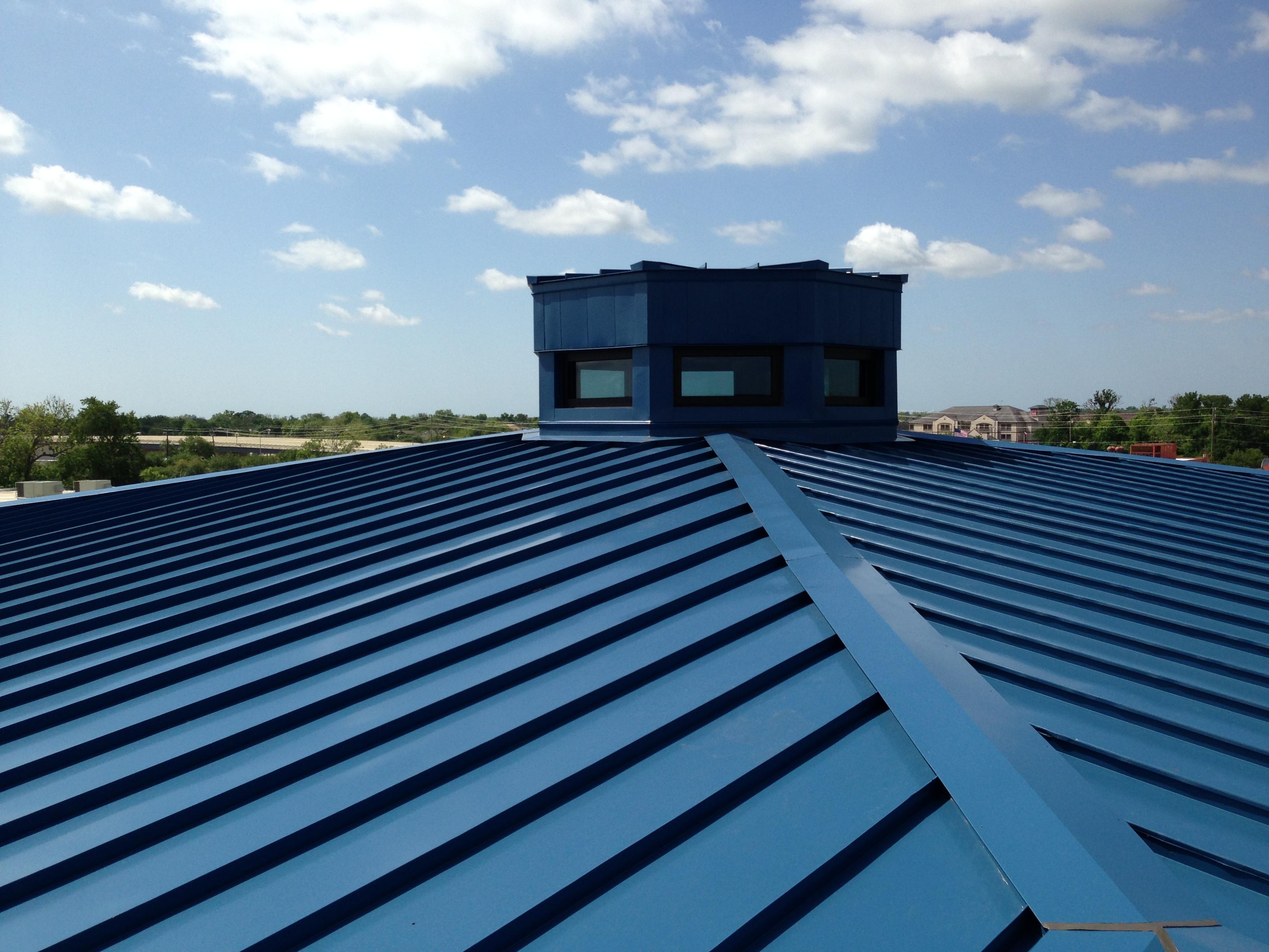 Standing Seam Metal Roofing Sr Waterproofing Amp Roofing