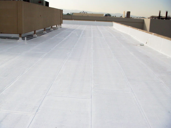Single Ply Roofing Sr Waterproofing Amp Roofing